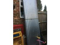 10ft Galvanised Roofing scaffold tin sheets