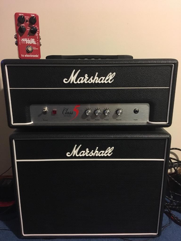 Marshall class 5 stack