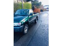 Toyota Hilux MK5 very low miles private sale may exchange