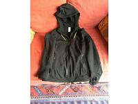WINDWARM 700 - QUECHA BIONASSAY 700 HOODED FLEECE - WOMANS SIZE L (12-14)