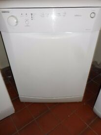 """Beko""Free standing Dishwasher.. For sale...Can be delivered.."