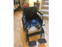 Wheel chair £80 Ono