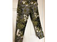 Top shop Capri pants
