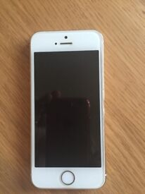 iPhone 5s. Excellent condition. Includes charger. £150