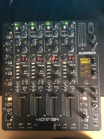 Allen & Heath Xone DB4 Mixer