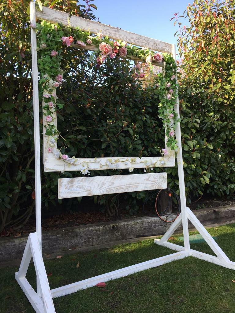 Beautiful wedding photo booth frame vintage rustic | in Norwich, Norfolk |  Gumtree