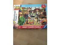 Toy story 3 floor puzzle