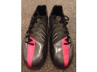 Nike T90 football boots, like new, size 8