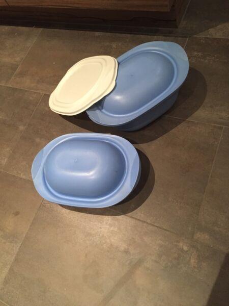 tupperware ultra 1 5lund 3l gebraucht blau in bayern mamming ebay kleinanzeigen. Black Bedroom Furniture Sets. Home Design Ideas