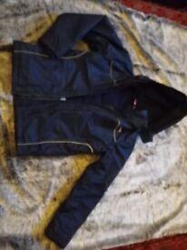 Children's Slazenger rain coat
