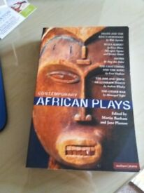 African Plays