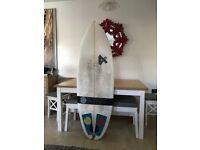 Forth surfboard 5'7