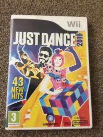 Wii just dance disc Ipswich