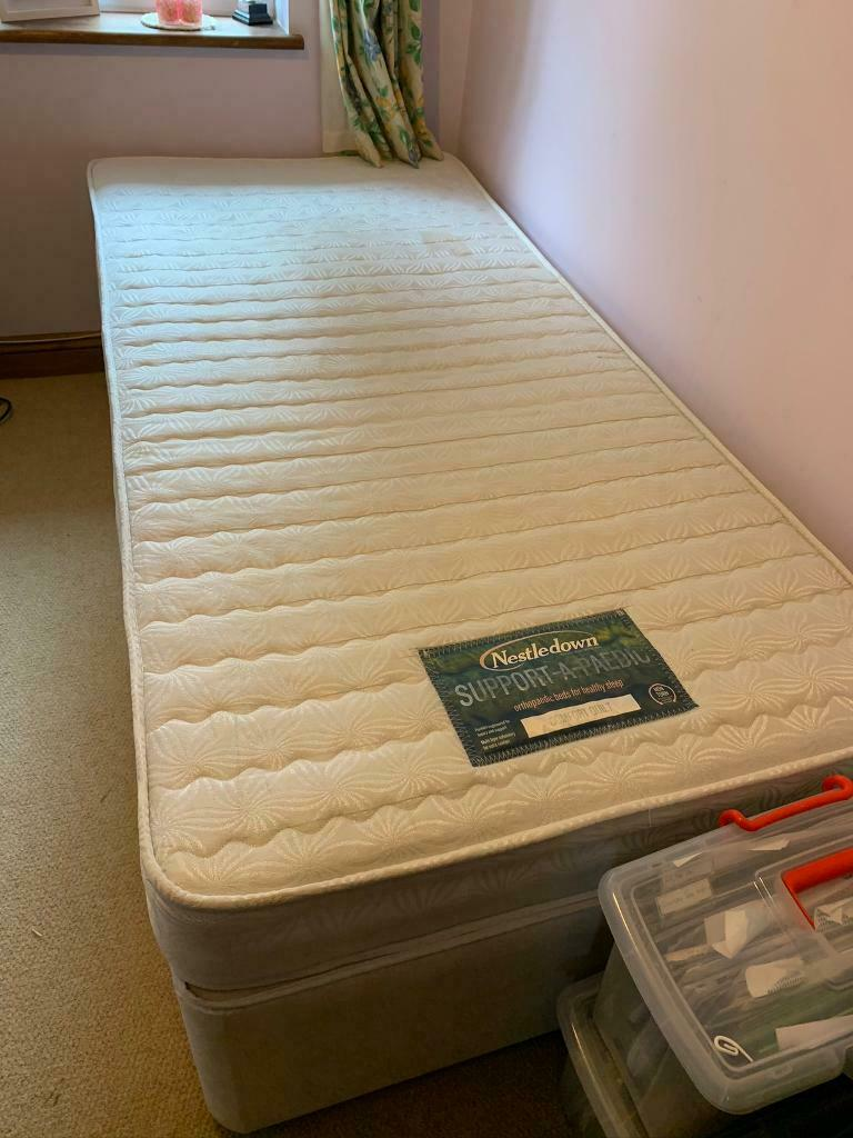 Picture of: Single Divan Bed In Maidenhead Berkshire Gumtree