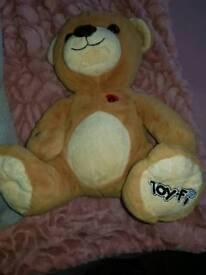 Wi-Fi teddy bear
