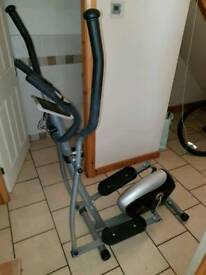 V-Fit KPE-12 Magnetic Elliptical Trainer (Crosstrainer)
