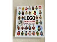 Lego minifigure book