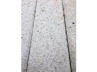 Precast concrete kerbs