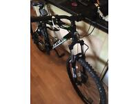 Carrera Vulcan large mountain bike excellent condition not cube Scott voodoo giant