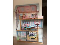 Barbie doll house Large