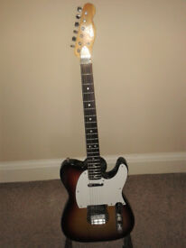 Grant Telecaster guitar