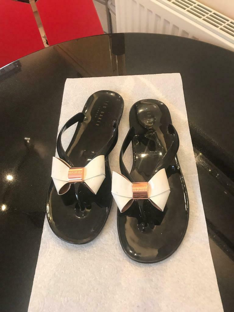 538ab7f74 Ted Baker flip flops   Assorted ladies shoes size 7