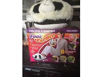 Panda Feet Warmer