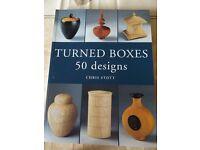 Turned Boxes 50 Designs - Chris Stott