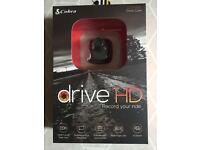 Cobra Drive HD CD-R 820 Dash Cam