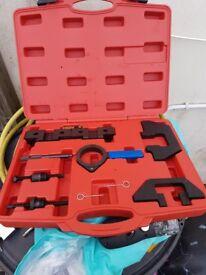 Petrol & Diesel Engine Timing Tool Kit For VANOS BMW Chain & Belt M42 50 52