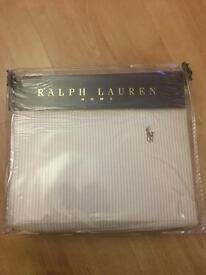 Ralph lauren single duvet cover new