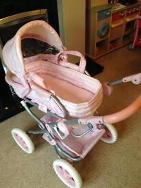 Baby annabel luxary pram/ pushchair with suspension