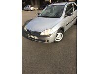 Vauxhall Corsa 1.2 automatic , low mileage,not,Peugeot,Nissan, polo,fiat,Clio,KA,Fiesta