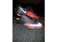 NIKE MERCURIAL VAPOR X FOOTBALL BOOTS CR FG SAVAGE BEAUTY UK 10 SIZE 10