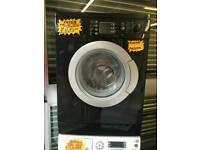 BOSCH 7 KG 1200 SPIN WASHING MACHINE IN BLACK