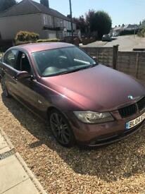 2006 AUTOMATIC BMW 330d RARE COLOUR MUST SEE 121k