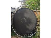 8-foot wide trampoline (Sold)