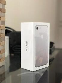iPhone 7 32GB - Silver - Brand New & Sealed