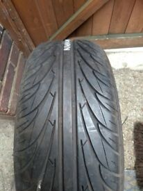 Nanking 205 55 16 Tyres with 7mm Tread