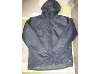 """Mens Montane Prism Jacket, Grey, Size XL (44"""" 112cm)"""