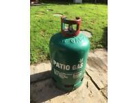 Patio Calor Gas bottle