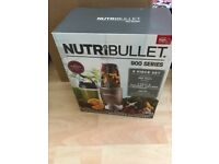 NUTRIBULLET Pro 900 Series NBLP9 Blender - Champagne (Collection only and must be paid for in cash)