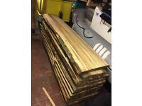 Milled Planks (beech/oak)