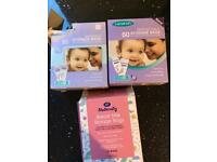 Breast milk storage bags lansinoh and boots