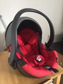 SOLD! Child's Car Seat IZI Go BeSafe