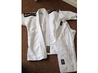 aikido/judo suit