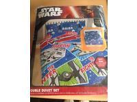 Star Wars double duvet set