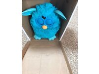 Lots off various moshi monsters and a furby , moshi monsters 15.00 furby 10.00