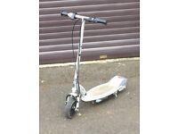 Razor E100 Seated Electric Scooter - Grey ** Xmas bargain**