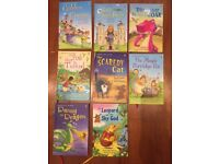 Usborne First reading - Level 3 . set of 8 immaculate books.